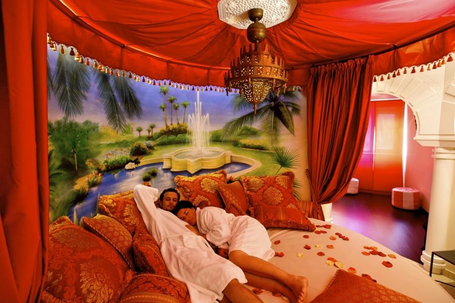 2_1001 Nacht Wasserbett