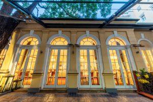 Hochzeit mit Schick, Hotel Stefanie, Wien