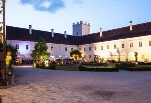Schloss Ennsegg, Oberösterreich, Enns