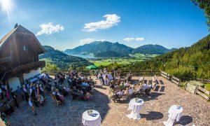 Event- & Hochzeitslokale Laimeralm & Laimer Urschlag , Salzburg, Strobl