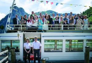 Schifffahrt Loidl, Oberösterreich, Traunkirchen