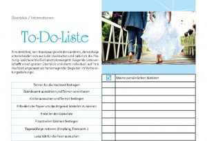 Downloads Formulare für die Planung