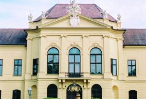 Hochzeit auf Schloss Eckartsau