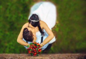 Die Tradition beim Brautstrauß