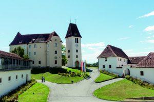 Heiraten auf Schloss Seggau, Steiermark