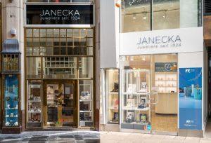 Juwelier Janecka, Wien